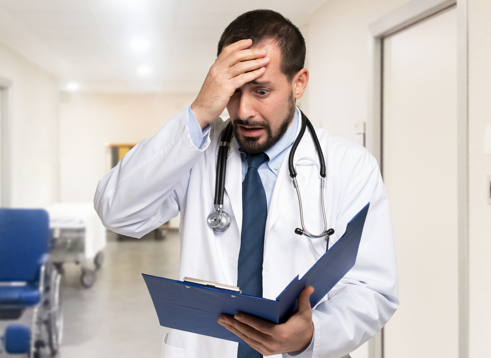 wrongful death because of the doctor